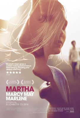 Martha Marcy May Marlene - 11 x 17 Movie Poster - Style B