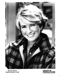 Martha Stewart Living - 8 x 10 B&W Photo #1