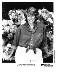 Martha Stewart Living - 8 x 10 B&W Photo #2