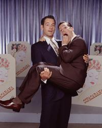 Martin and Lewis (TV) - 8 x 10 Color Photo #24