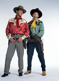 Martin and Lewis (TV) - 8 x 10 Color Photo #34