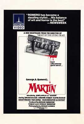 Martin - 27 x 40 Movie Poster - Style A