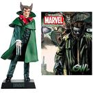 Marvel Heroes - Owl Collector Magazine with Figure