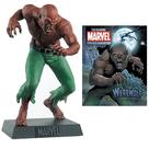 Marvel Heroes - Werewolf By Night Collector Magazine with Figure