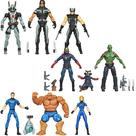 Marvel Heroes - Universe Super Hero Team Action Figure Packs Wave 3