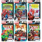 Marvel Heroes - Universe Figures Comic Packs Battles Wave 2 Rev. 2