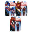 Marvel Heroes - Universe Core Hero Figures Wave 1 Set