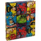 Marvel Heroes - Characters Grid Hardcover Journal