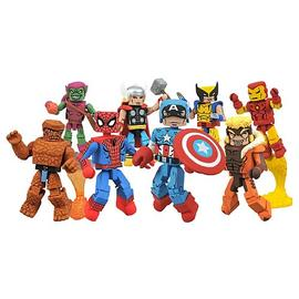 Marvel Heroes - Minimates Best of Mini-Figures Set