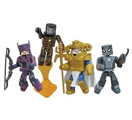 Marvel Heroes - Minimates Fear Itself Mighty Box Set