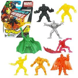 Marvel Heroes - Handful of Heroes Wave 2 Mini Figures