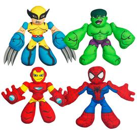Marvel Heroes - Super Hero Squad Mini Plush Wave 1 Case