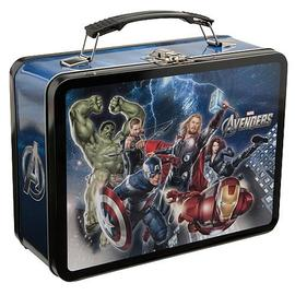 Marvel Heroes - Avengers Large Tin Tote