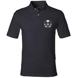 Marvel Heroes - Classic SHIELD Logo Previews Exclusive Polo Shirt
