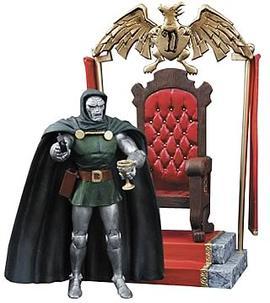 Marvel Heroes - Fantastic Four Select Dr. Doom Action Figure
