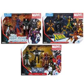 Marvel Heroes - Universe Super Hero Team Action Figure Packs Wave 5