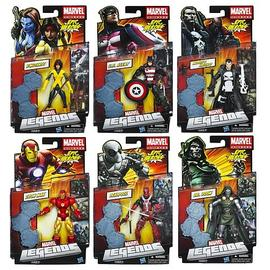 Marvel Heroes - Legends Action Figures 2012 Wave 3