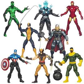 Marvel Heroes - Legends Action Figures 2012 Wave 3 Revision 1