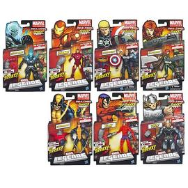 Marvel Heroes - Legends Action Figures 2012 Wave 3 Revision 2