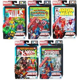 Marvel Heroes - Universe Figures Comic Packs Battles Wave 2 Rev. 3