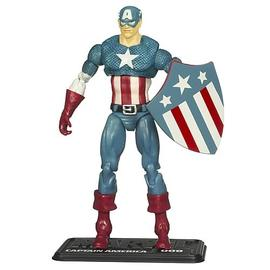 Marvel Heroes - Universe Original Captain America Action Figure