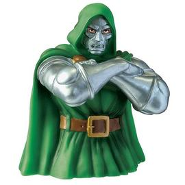Marvel Heroes - Dr. Doom Vinyl Bust Bank