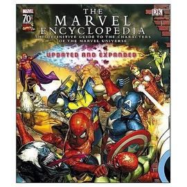 Marvel Heroes - Encyclopedia Hardcover Book
