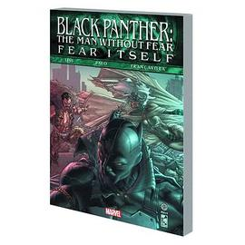 Marvel Heroes - Black Panther the Man Without Fear Graphic Novel