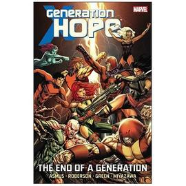 Marvel Heroes - Generation Hope End of a Generation Graphic Novel