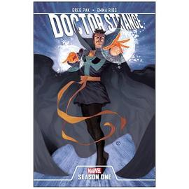 Marvel Heroes - Dr. Strange Season One Premiere Hardcover Graphic Novel
