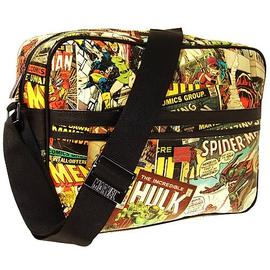 Marvel Heroes - Retro Collection Messenger Bag