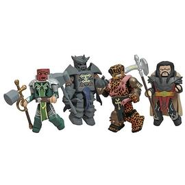 Marvel Heroes - Minimates Fear Itself Worthy Box Set