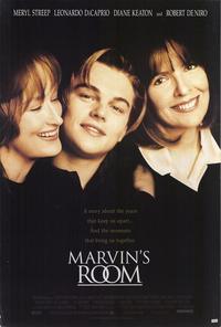 Marvin's Room - 43 x 62 Movie Poster - Bus Shelter Style A