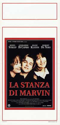 Marvin's Room - 13 x 28 Movie Poster - Italian Style A