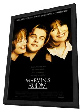 Marvin's Room - 11 x 17 Movie Poster - Style A - in Deluxe Wood Frame