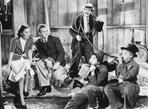 Marx Brothers - Marx Brothers in Movie Scene