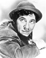 Marx Brothers - Marx Brothers Close Up Portrait with a Man in Black Hat- Photograph Print