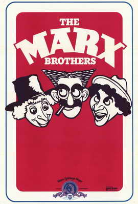 Marx Brothers - 11 x 17 Movie Poster - Style A
