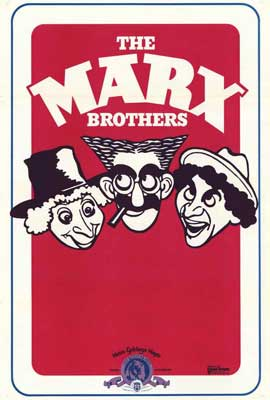 Marx Brothers - 27 x 40 Movie Poster - Style A