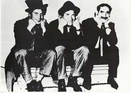 Marx Brothers - 11 x 14 Movie Poster - Style B
