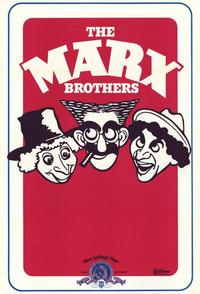 Marx Brothers - 43 x 62 Movie Poster - Bus Shelter Style A