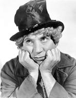 Marx Brothers - Marx Brothers Portrait of a Man wearing a Magician Hat