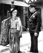 Marx Brothers - Marx Brothers Scene with a Man Talking to a Police Officer