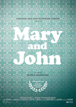 Mary and John - 43 x 62 Movie Poster - UK Style A