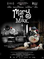 Mary and Max - 27 x 40 Movie Poster - French Style B
