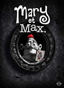 Mary and Max - 11 x 17 Movie Poster - French Style D