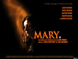 Mary - 30 x 40 Movie Poster UK - Style A