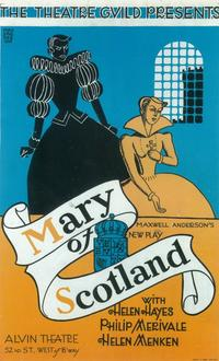 Mary Of Scotland (Broadway) - 14 x 22 Poster - Style A