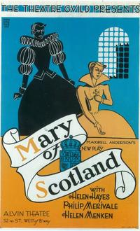 Mary Of Scotland (Broadway) - 11 x 17 Poster - Style A