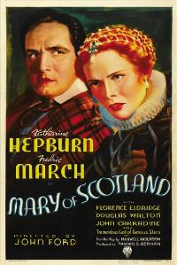 Mary of Scotland - 43 x 62 Movie Poster - Bus Shelter Style A